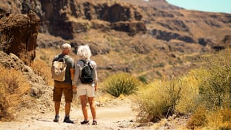 Vandreferie Gran Canaria