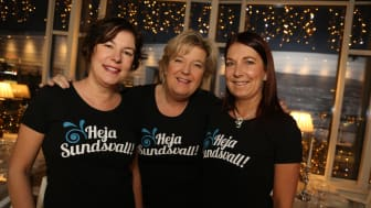 Trio som älskar Sundsvall går samman