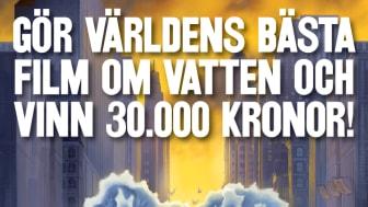 Vattenfilmtävlingen – Sveriges största filmtävling!