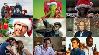 Den bedste film- og seriejul skal holdes på C More. Start allerede nu.