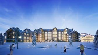 Skistar Lodge Sälen. Bild: Skistar