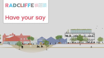 Join a live webinar on Wednesday about the regeneration of Radcliffe