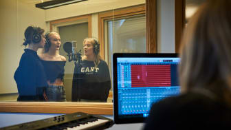 Nytt på ES Musik, De la Gardiegymnasiet
