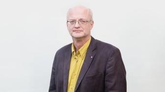 FUB:s förbundsordförande Thomas Jansson