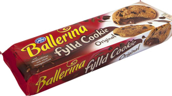 Ballerina fylld cookie original