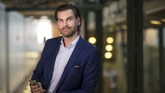 Andreas Kristensson, Head of IoT and New Business på Telenor Sverige