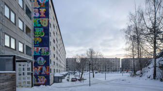 LINK Arkitektur er blevet valgt til at stå for tryghedsrenovering i Gøteborg (foto: Felix Gerlach)