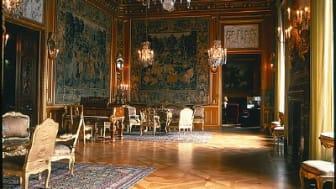 Var i palatset gömmer sig snigeln?  Spännande snigeljakt med många möten på Hallwylska museet på sportlovet.
