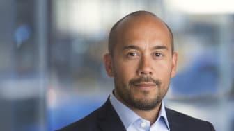 David Gutierrez affärsutvecklingschef