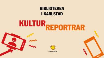 Biblioteken i karlstad Kulturreportrar