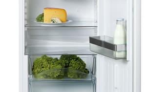 Miele K 13820:  Nya uppgraderade kylskåp från Miele