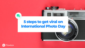 How to get viral on International Photo Day