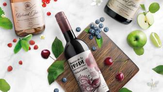 Domaine de la Prade - en av tre alkoholfria viner signerade Richard Juhlin