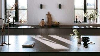 Köksprojekt av Anela Tahirovic med Dekton® Sirius