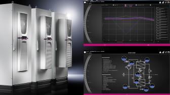 I RiDiag systemet kan användaren se kylaggregatets viktigaste funktioner såsom den senaste interna och externa temperatur eller högsta och lägsta förångningstemperatur.