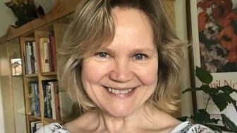 Gymnasieläraren Kerstin Ekholm, Uppsala, är en av mottagare av Kungl. Vitterhetsakademiens lärarpris 2021.