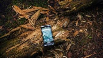 Handheld Nautiz X6 ultra-rugged Android phablet
