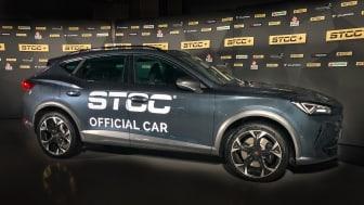CUPRA Formentor, STCC Official Car 2021