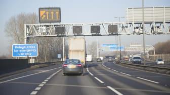 Motorists lack awareness of emergency refuge areas on smart motorways