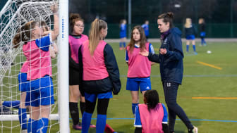School facilities like all-weather pitches can be used by clubs outside of school hours