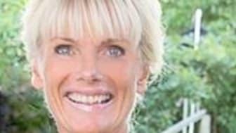 Åsa Lövgren Janson ambassadör för 1,6 miljonerklubben Göteborg