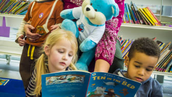 Young Children Can Get Book Smart with Bookstart Bear