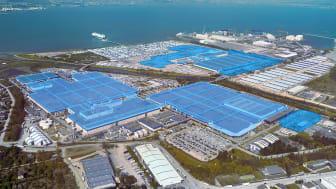 Fords anläggning i Turkiet