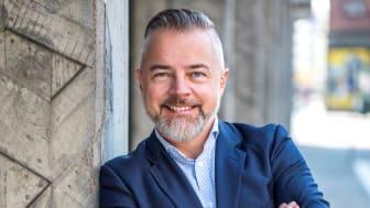 Fredrik Löfgren, Customer Service Manager på Aller media