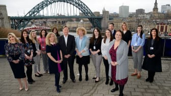Business leaders representing some of the region's most successful travel and tourism organisations at the ITT Future Conference hosted by Northumbria University at the Sage Gateshead