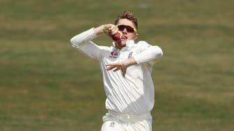Dom Bess bowled well on day three but for no reward (Getty Sport)