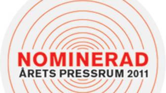 Saint-Gobain Abrasives nominerad till Årets Pressrum 2011