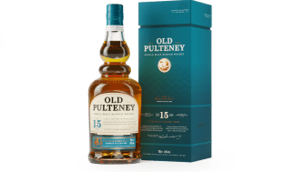 Old Pulteney 15 Years Old