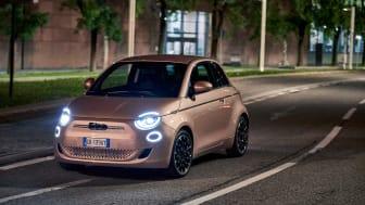 Bliv belønnet for klimabevidst kørsel i elektrisk 500