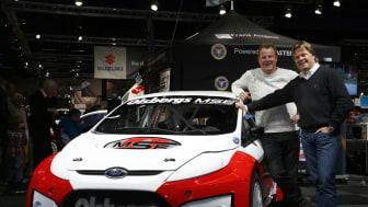 STCC lanserar RallyX SuperCars Scandinavia 2014