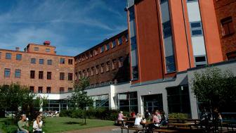 Mälardalens högskola campus Eskilstuna