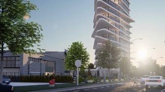 Living Tomorrow investeert in ambitieus nieuwbouwproject op haar site.