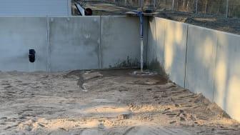 Ett målmedvetet arbete med att öka produktionskapaciteten i vattenverken har genomförts och fortsätter att genomföras för att möta efterfrågan på kommunalt dricksvatten från kunderna i Perstorps kommun.