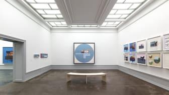Leonard Rickhard - Før og etter solnedgang. Utstilling på Trondheim kunstmuseum i 2020/2021