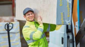 Ecophon lanserar återvinningstjänst för en mer cirkulär byggbransch