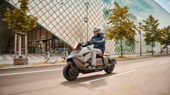 Den helt nye BMW CE 04: Elektrisk mobilitet på to hjul