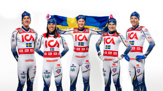 ICA fördjupar samarbetet med längdlandslaget.