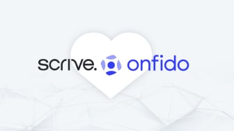 Scrive partners with Onfido for global identity verification