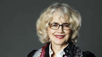 Marika Lagercrantz. Foto: Madeleine Söder
