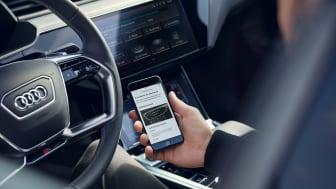 Audi lancerer Functions on demand i Danmark