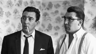 COMMENT: Legend portrays Kray twins through prism of current attitudes to violent crime