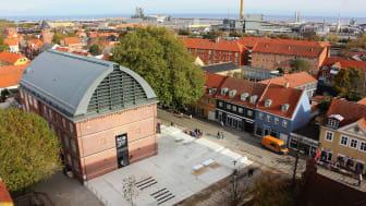 KØS igangsætter innovativt udstillingsprogram på museets nye forplads med bevilling på 2,6 mio. kr. fra Bikubenfonden