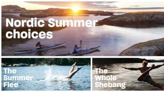 Stærk tro på rekordsommer når Nordic Choice Hotels lancerer sommertilbud