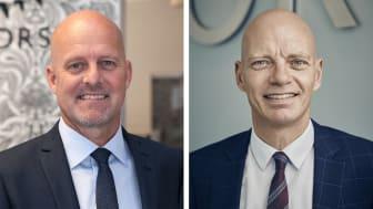 Mats Ljung och Ola Lundqvist
