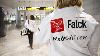 Falck har en kriskrupp i Paris för att stötta nordiska resenärer