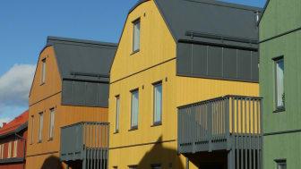 Örebro kommuns Byggnadspris 2020 - nominerad Kvarteret Rördromen